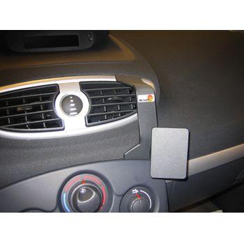 Brodit ProClip montážní konzole pro Renault Clio III 06-12/Clio Tourer 08-12, na střed vpravo