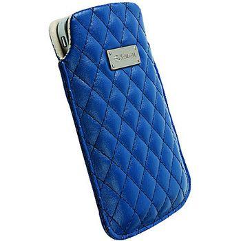 Krusell pouzdro Avenyn XXL - Ascend G300,Samsung Galaxy S II,Nokia 808,Xperia P 69x125x14 mm (modrá)
