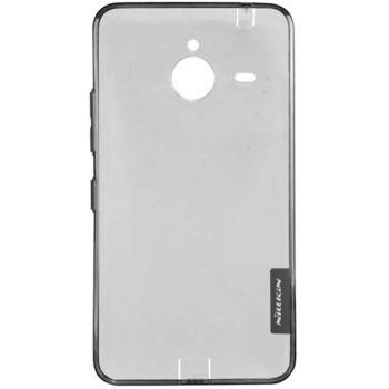 Nillkin pouzdro Nature TPU pro Nokia Lumia 640 XL, šedé