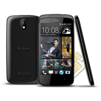 HTC Desire 500 Dual SIM, černý, testovací telefon na prodejně, 100% záruka