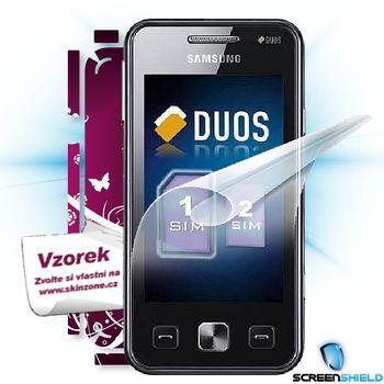 Fólie ScreenShield Samsung Star II Duos ochrana displeje-displej+voucher na skin