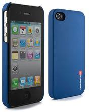 Quiksilver zadní kryt pro Apple iPhone 4/ 4S, modrý
