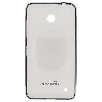 Kisswill TPU ochranný kryt pro Lenovo S90, bílý