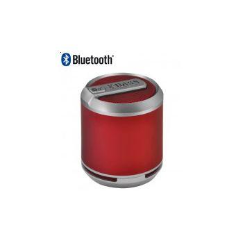 Divoom Bluetooth reproduktor Bluetune-Solo, červený