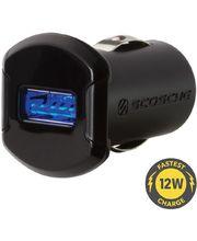 Scosche reVolt autonabíječka USB 2,4A černá