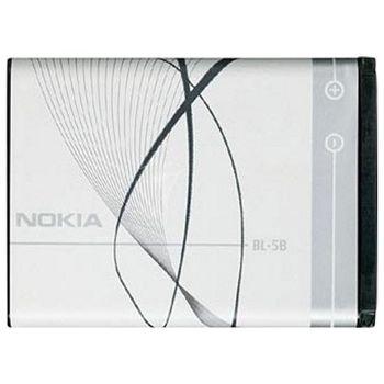 Baterie Nokia BL-5B pro Nokia N80, 6021, 5500, 5300, 6124, 820mAh