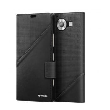 Mozo flipové pouzdro pro Lumia 950 XL, černé