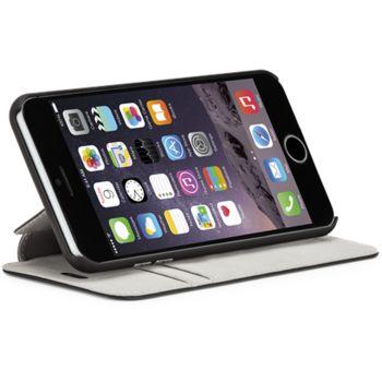 Case Mate flipové pouzdro Stand Folio pro Apple iPhone 6 Plus, černá