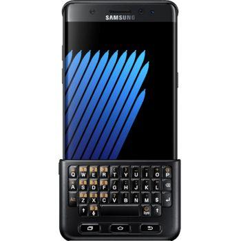 Samsung ochranný kryt s klávesnicí EJ-CN930UB pro Note 7, černý