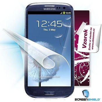 Fólie ScreenShield Samsung Galaxy S III ochrana displeje-displej+voucher na skin