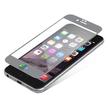 invisibleSHIELD Glass Luxe pro Apple iPhone 6 Plus / 6S Plus - titanové