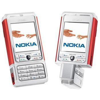 Nokia 3250 XpressMusic - White-Red 1GB