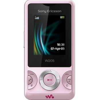 Sony Ericsson W205 Pink