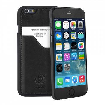 Bugatti ClipOnCover Premium pro Apple iPhone 6, černá