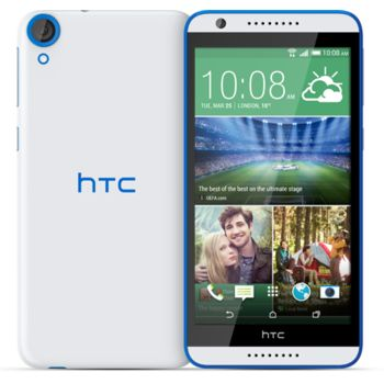 HTC Desire 820, (A51) Single Sim, bílo - modrý