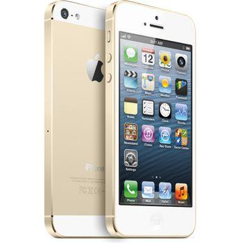 Apple iPhone 5S 64GB, zlatý, rozbaleno, záruka 24 měsíců