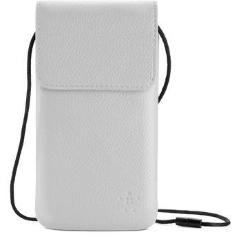 """Belkin Phone pouzdro univerzální (velikost """"S""""), bílé"""