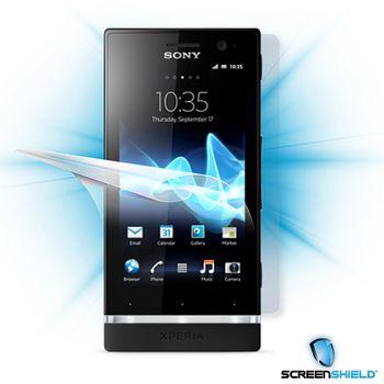 Fólie ScreenShield Sony Xperia U - celé tělo