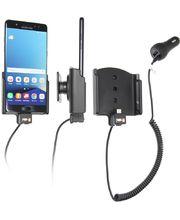 Brodit držák do auta na Samsung Galaxy Note 7 bez pouzdra, s nabíjením z cig. zapalovače