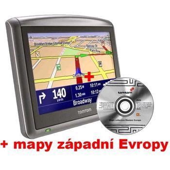 TomTom ONE XL - východní Evropa + DVD západní Evropa