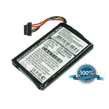 Baterie pro TomTom GO 950, Li-ion 3,7V 1100mAh