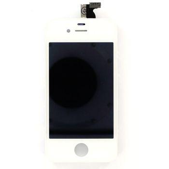 Náhradní díl LCD displej + dotyková deska pro iPhone 4S, bílý
