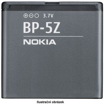 Nokia baterie BP-5Z 1.080mAh Li-lon (bulk)