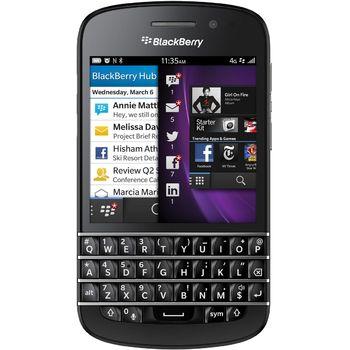 BlackBerry Q10 (SQN100-3) - černá, rozbaleno, záruka 24 měsíců