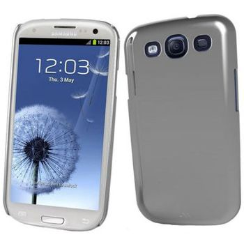 Case Mate Barely There case pro Samsung Galaxy S III (i9300) Silver