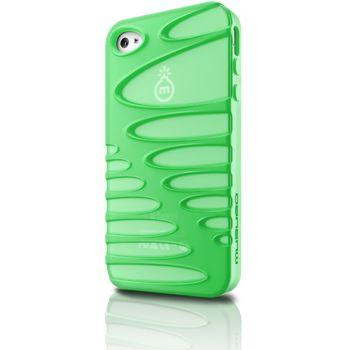 Musubo pouzdro Sexy pro Apple iPhone 4/4S - zelená