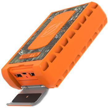 Scosche odolná záložní baterie GOBAT 6000 RUGGED, realtree
