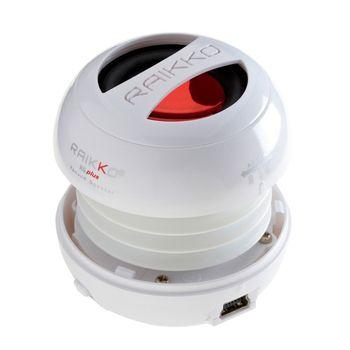 Raikko reproduktor XS plus Vacuum, bílý