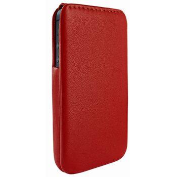 Piel Frama pouzdro pro iPhone 5 iMagnum, Red