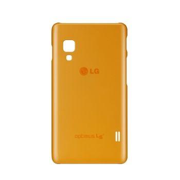 LG ochranný zadní kryt CCH-210 pro Optimus L5 II, oranžová