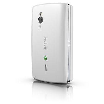 Sony Ericsson Xperia mini pro - bílá + náhradní originální datový kabel Sony Ericsson