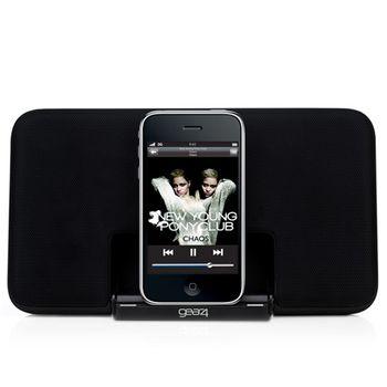 Gear4 přenosné stereo reproduktory StreetParty Size 0 v2 pro iPod a iPhone