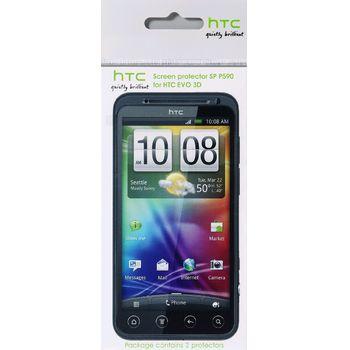 HTC ochranná fólie HTC Evo 3D SP-P590 (2ks)