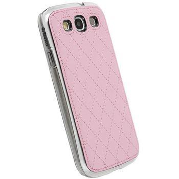 Krusell hard case - Avenyn Undercover - Samsung i9300 Galaxy S III (růžová)