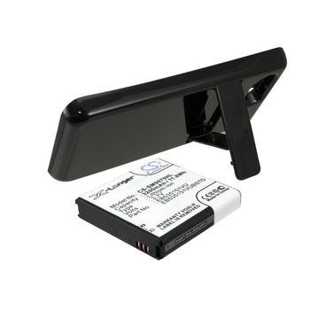 Baterie pro Samsung Galaxy S Advance, rozšířená včetně krytu, 3200mAh, Li-ion
