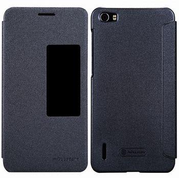 Nillkin flipové pouzdro Sparkle Folio pro Huawei Honor 6, černé