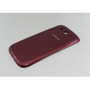 Samsung náhradní zadní kryt pro Galaxy S III i9300, červený