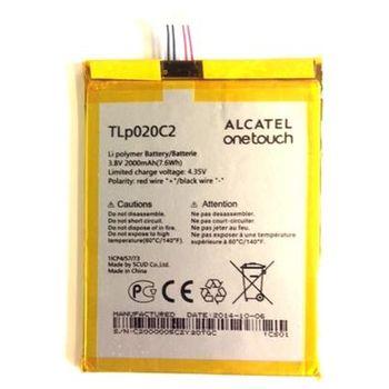 Alcatel baterie CAC2000012C2 pro Alcatel One touch 6034, 2000 mAh Li-Pol, eko-balení