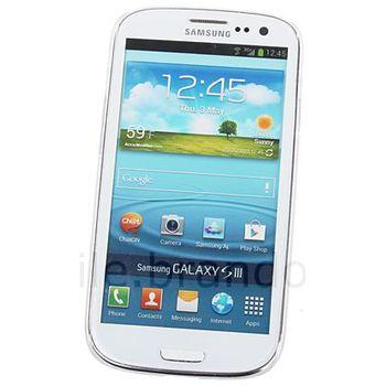 Pouzdro plastové Brando - Samsung Galaxy S III i9300 (průhledné)