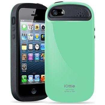 iOttie Sprinkle - ochranné pouzdro pro iPhone 5 zelené