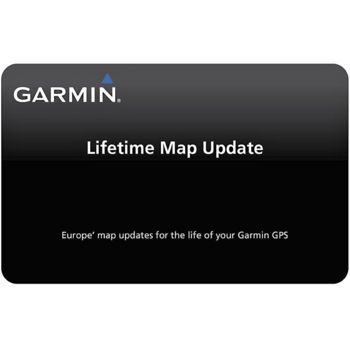Garmin nüMaps Lifetime upgrade CityNavigator NT Europe - kupon pro aktualizaci