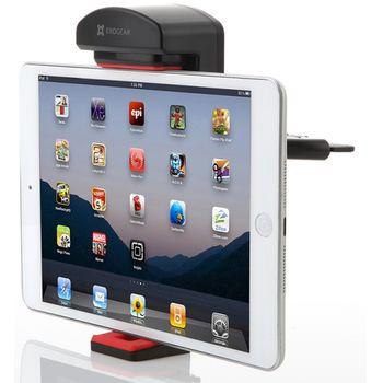 ExoGear Tablet S CD držák do auta pro tablety a chytré telefony, černá