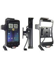 Brodit držák do auta na HTC EVO 3D bez pouzdra, se skrytým nabíjením