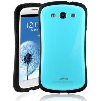 iOttie Macaron - ochranné pouzdro pro Samsung Galaxy SIII modré