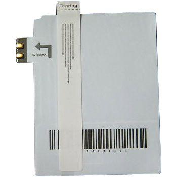 Receiver pro bezdrátové nabíjení, pro Samsung Note 3, QI standard, bulk