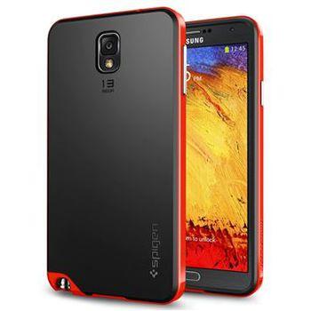 Spigen pouzdro Neo Hybrid Dante pro Galaxy NOTE 3, červeno - černá